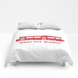 We #LOVE Streetcars! Comforters