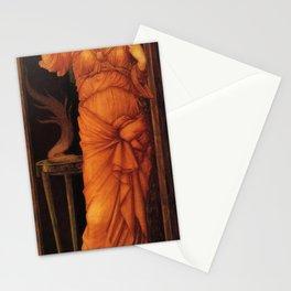 Edward Burne-Jones - Sibylla Delphica Stationery Cards