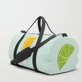 Tequila Shot Illustration Duffle Bag