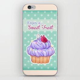 Cupcake Mouse iPhone Skin