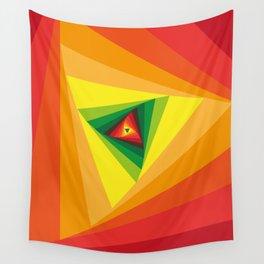 Triangular Gen Wall Tapestry