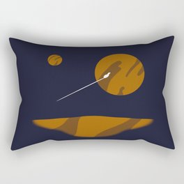 You Can't Take The Sky From Me Rectangular Pillow