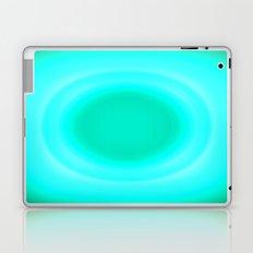 aqua. Laptop & iPad Skin