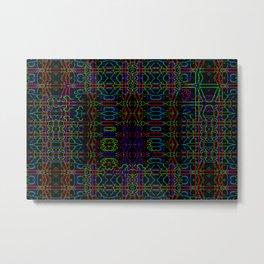 Colorandblack series 665 Metal Print
