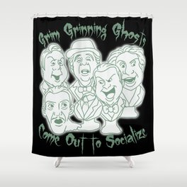 Singing Busts Shower Curtain