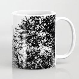 Tree Branches Skyscraper Coffee Mug