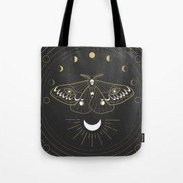 The Moon Moth Tote Bag