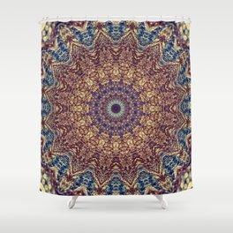 Mandala Water Shower Curtain