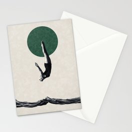 Dive ... Stationery Cards