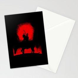 Dark Rider Stationery Cards