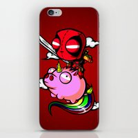 taco iPhone & iPod Skins featuring taco by tshirtsz