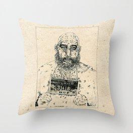 C. Spaulding Throw Pillow