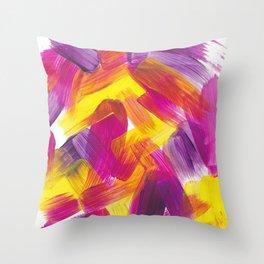 electra Throw Pillow