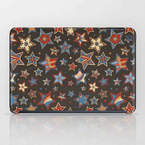 Doodle Stars iPad Case