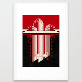 Wolfenstein Framed Art Print