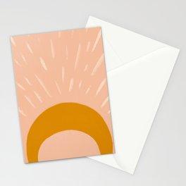 Moonbeams   Art Print Stationery Cards