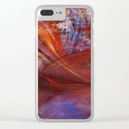 Isolde Clear iPhone Case