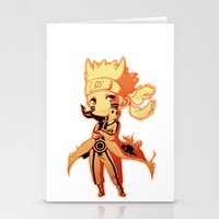 naruto Stationery Cards featuring Naruto  by WTFmoments