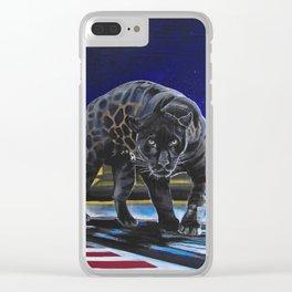 Metamorfosi / Metamorphosis Clear iPhone Case