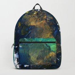 10,000 emerald pools Backpack