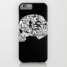 Icon Skull Slim Case iPhone 6s
