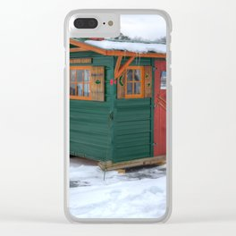 Winni Bobhouse Clear iPhone Case