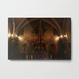 A Place for the Homeless Metal Print