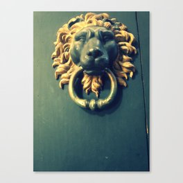Even if there isn't any Narnia. Canvas Print