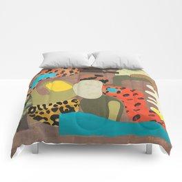Coffee Bean Comforters