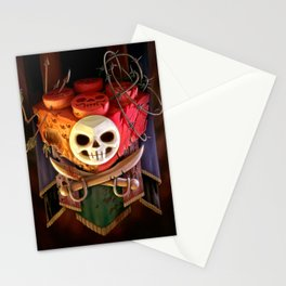 The Dread Two-By-Two Stationery Cards