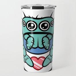 Kawaii Spider! Travel Mug