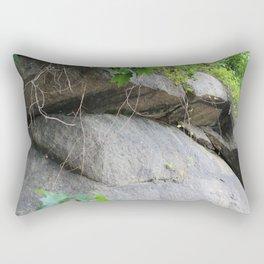 Rock Formation Rectangular Pillow
