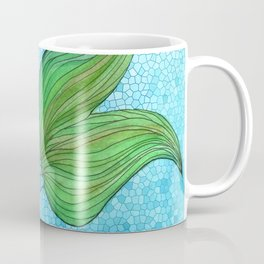 Mysterious Mermaid Coffee Mug
