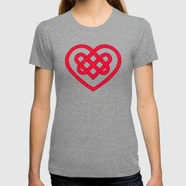 Celtic Heart (Light) T-shirt