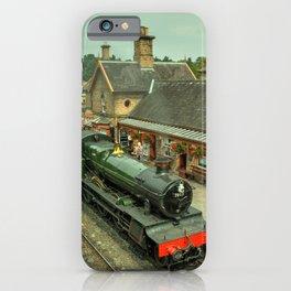 Bradley Manor at Arley iPhone Case