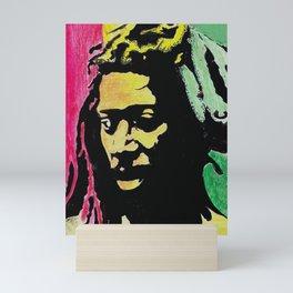 Roots Reggae Mini Art Print