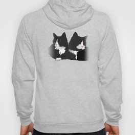 Fancy-Shmancy Tuxedos Hoody