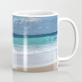 Ocean Blues Coffee Mug