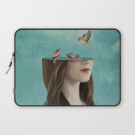Bathers laptop sleeve by seamless society6 for Design your own bathers