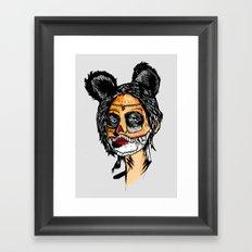 Wonderdamx Framed Art Print