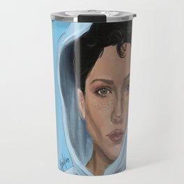 Hooded Queen Travel Mug