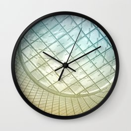 Structured Dream Wall Clock