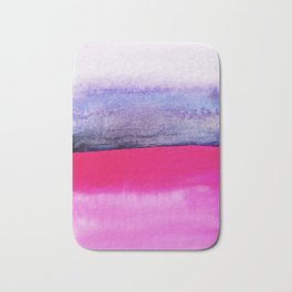 Abstract Landscape 92 Bath Mat