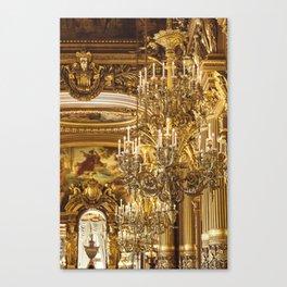 A Night At The Opera Canvas Print
