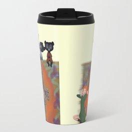 Bravery and Serenity  Travel Mug