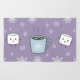 Winter Treat Rug