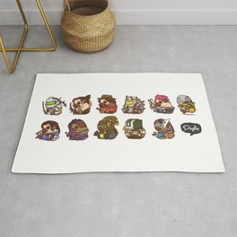 Pugliewatch Collection 2 Rug