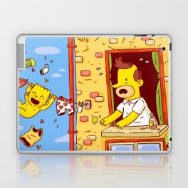Lisa's First Word Laptop & iPad Skin