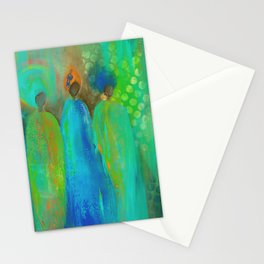 In The Market Stationery Cards