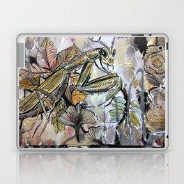 Peace, mantis Laptop & iPad Skin